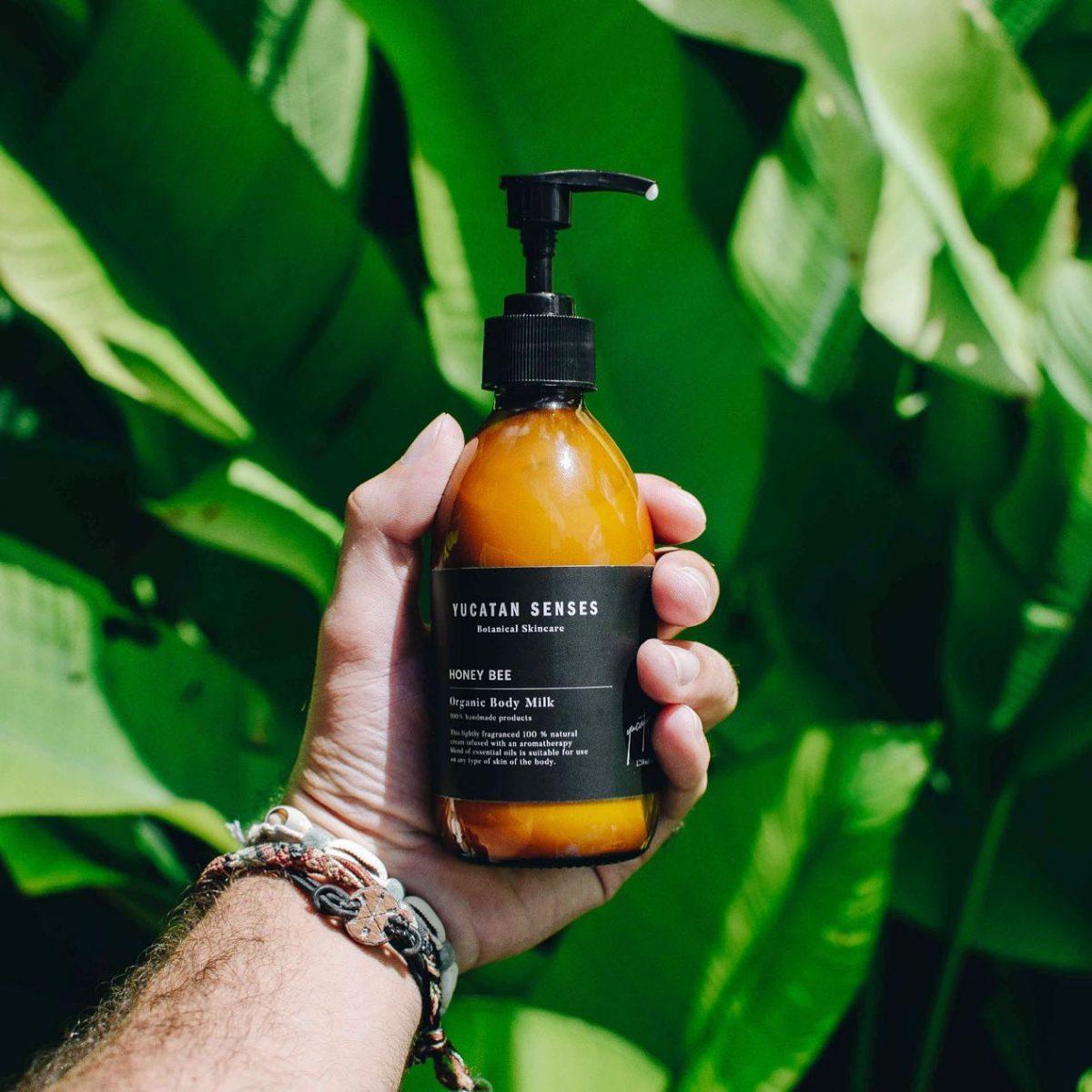 Casa Santiago Hotel - Productos mexicanos - Shampoo Senses