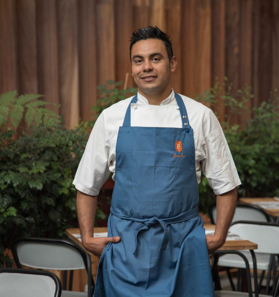 Casa Santiago Hotel - Chef - Juan Cabrera