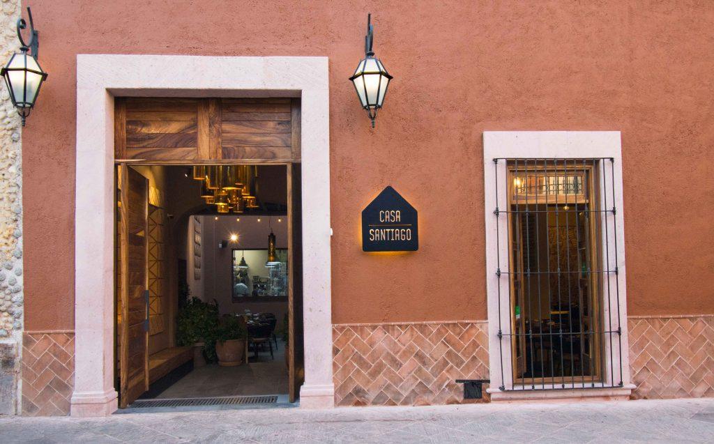 Casa Santiago Hotel Boutique Hotel Querétaro - Fachada - Día