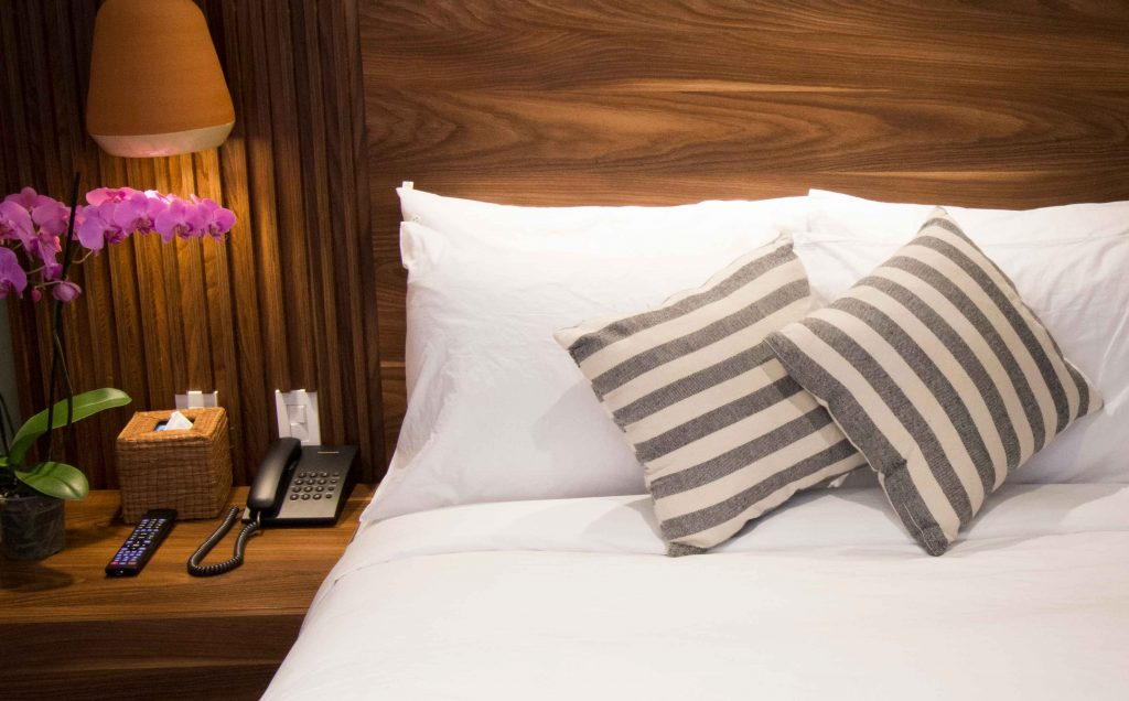 Casa Santiago Hotel - Habitación business - Detalles